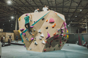 Climbing and Bouldering Training in Swindon